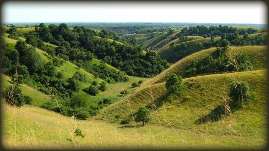 Pogled sa Zagajičkih brda