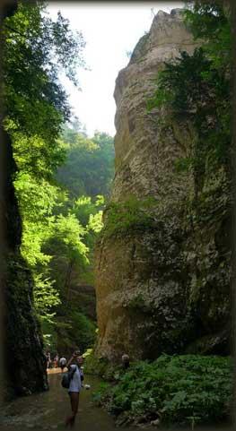 Под литицама кањона
