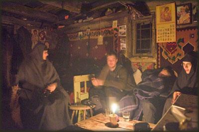 Mati Efrosinija, Dragoljub, sestra Nina... i Natalija koja drema