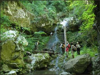 Водопад на Кашајни