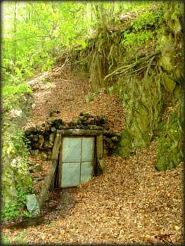 Staro rudarsko okno