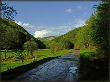 Prelepa dolina Todorove reke