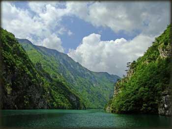 Na Drini, ispod Velikog Kraja