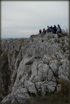 Planinari na Velikom Vukanu