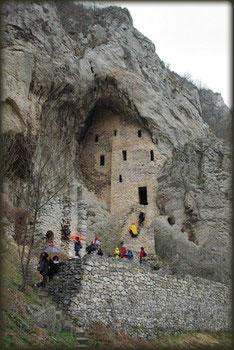 Ruševine stare mitropolije