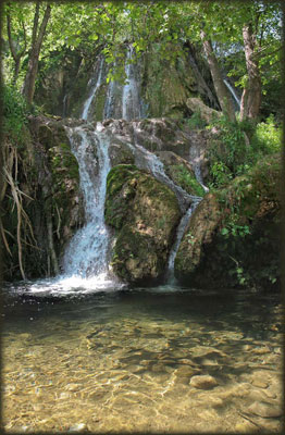 Bigar, poznat i kao vodopad Stanjinac