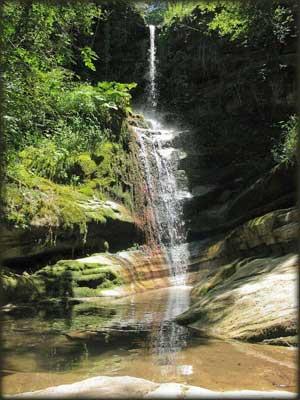 Vodopad na Bukovačkom Dolu