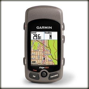 Edge 605, Garmin-ov ciklokompjuter najnovije generacije, koji podržava i kartografiju