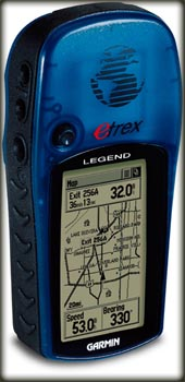 eTrex Legend, legenda među ljubiteljima outdoor aktivnosti
