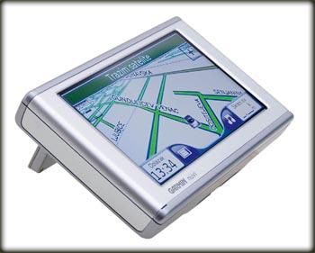 Jedan od modela Garmin Nuvi navigatora