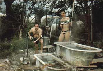 Kupanje u Jošaničkoj banji
