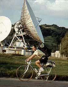 Satelitska stanica u Prilikama