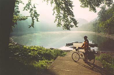 Na Biogradskom jezeru
