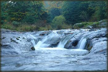 Dojkinačka reka u gornjem toku