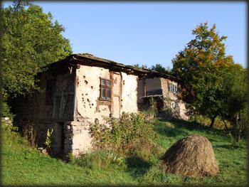 Tipična kuća pod Starom planinom