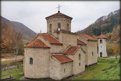 Manastir Pridvorica