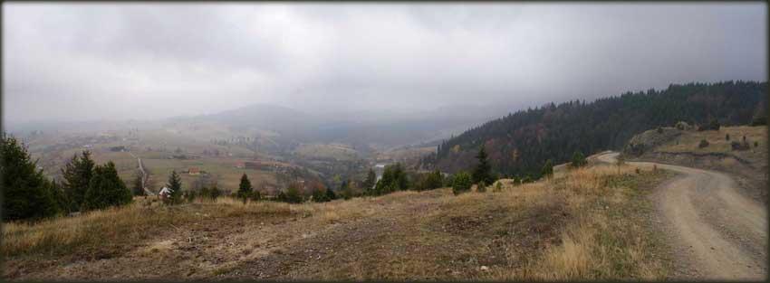 U visinama Golije - nadomak Bzovika