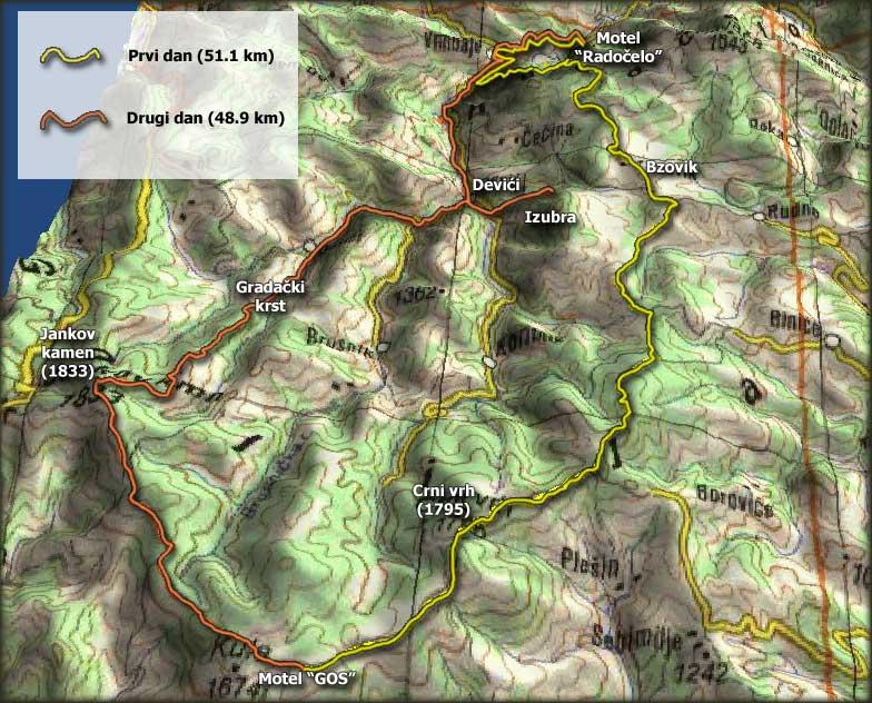 golija mapa Index of /TUROTEKA/2008/Golija golija mapa