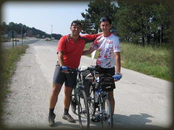 Vlada Zlatiborac čovek sa kojim sam se družio 40-ak kilometara i od koga sam dobio pregršt korisnih informacija