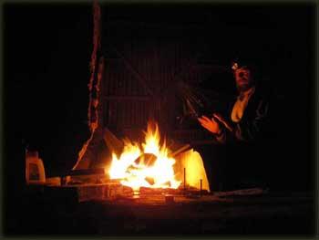 Uz vatru