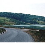 Desetak kilometara pre Sjenice, prilika da se okupamo i odmorimo posle 55 km planinskog puta